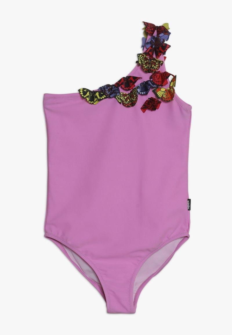 Molo - NAI - Kostium kąpielowy - fuchsia pink