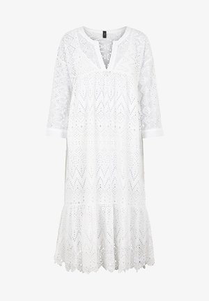 YASMILIVANNA - Day dress - star white