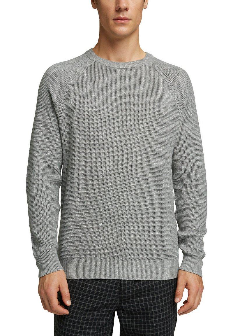 edc by Esprit - Trui - medium grey