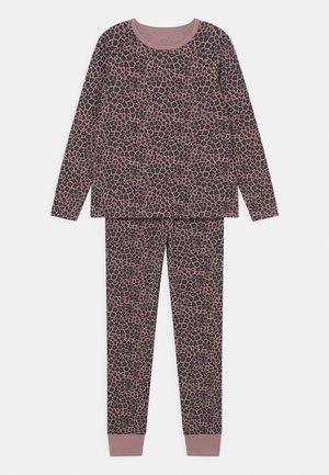 NKFNIGHTSET - Pyjama - woodrose