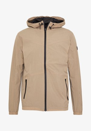 JCOSPRING LIGHT JACKET - Summer jacket - dune