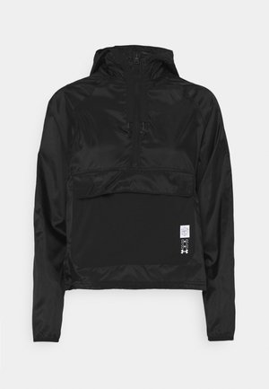 RUN ANYWHERE ANORAK - Giacca da corsa - black