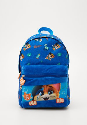 CATS KIDS BACKPACK - Rygsække - medium blue