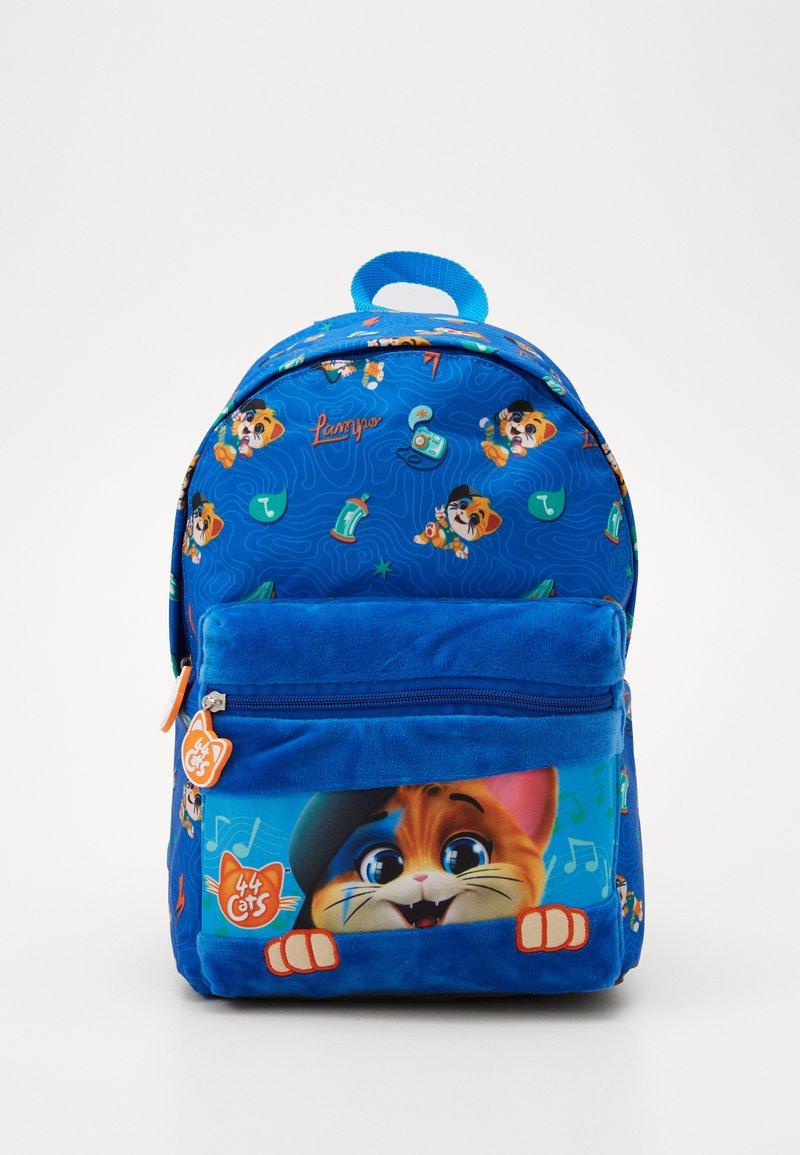Fabrizio - CATS KIDS BACKPACK - Rucksack - medium blue