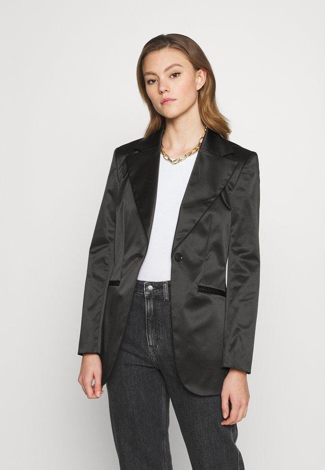 RITA  - Short coat - black