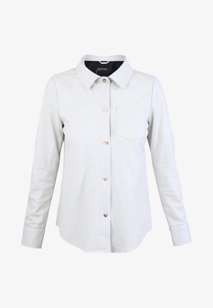 ANAE - Leather jacket - white