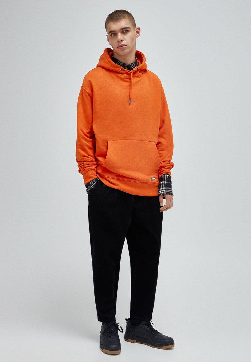 PULL&BEAR - Huppari - orange