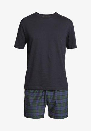 SET - Pyjama set - dark green
