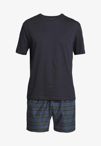 Pyjama - dark green