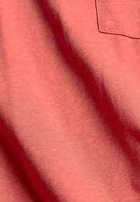 Esprit - SLIM FIT - Basic T-shirt - coral red - 8
