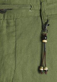 Springfield - PANT BEACH - Trousers - dark khaki - 3