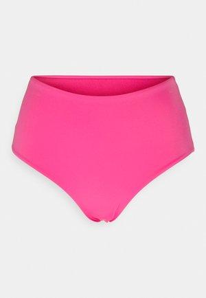 AVA HIGHWAIST SWIM BOTTOM - Bikini bottoms - bright pink