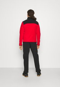 The North Face - GLACIER FULL ZIP JACKET  - Fleece jacket - red/black - 2