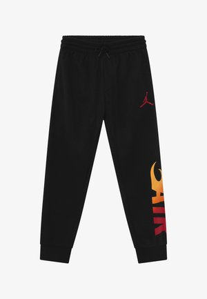 JUMPMAN FIRE - Verryttelyhousut - black