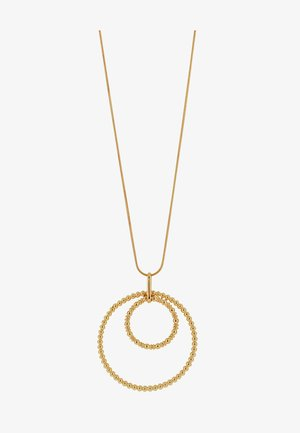 BUBBLE - Necklace - gold plating