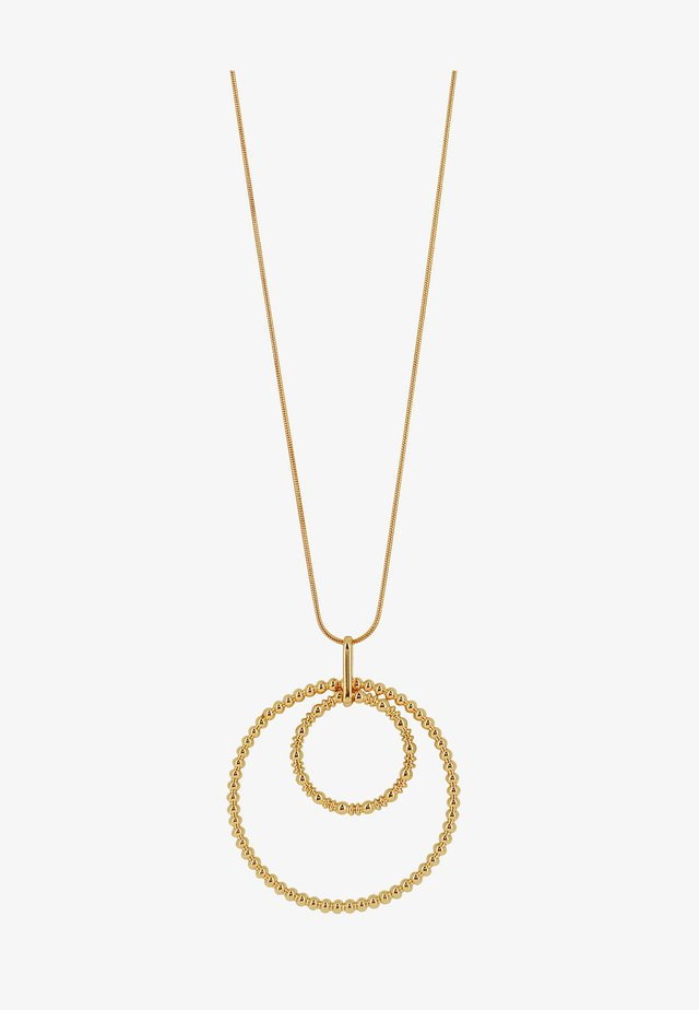 BUBBLE - Ketting - gold plating