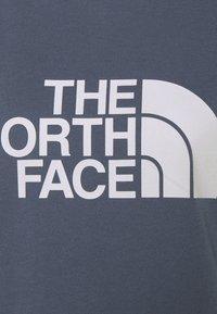 The North Face - EASY TEE - T-shirt con stampa - vintage indigo - 4