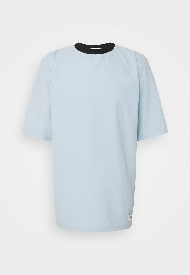 NATURAL TEE - T-shirt basic - light blue
