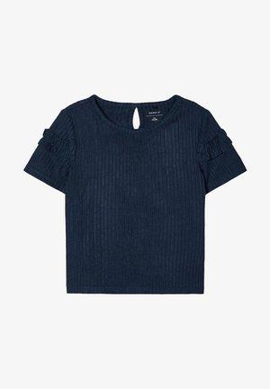 T-shirt basic - dark sapphire