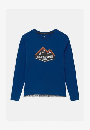 BOYS - Longsleeve - true blue