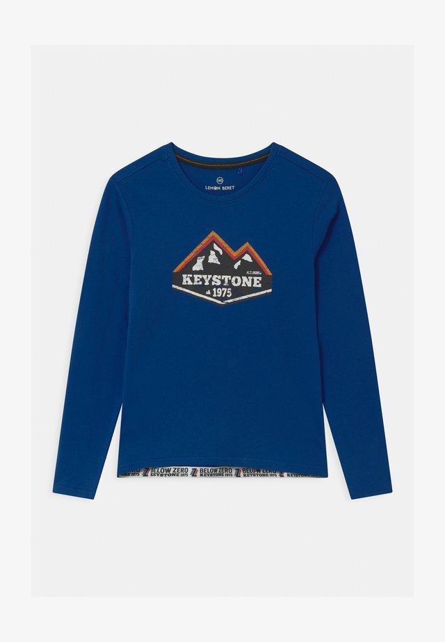 BOYS - Long sleeved top - true blue
