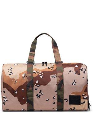NOVEL DUFFEL TASCHE - Sports bag - desert
