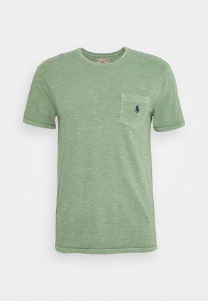 SLUB - T-shirt basic - pistachio