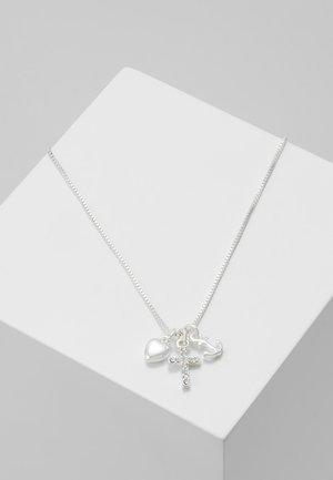 NECKLACE - Collier - silver-coloured