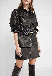 Love Moschino - Bum bag - black - 1