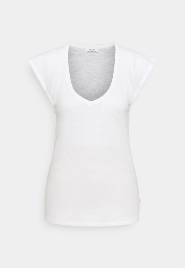 T-shirt basique - scandinavian white