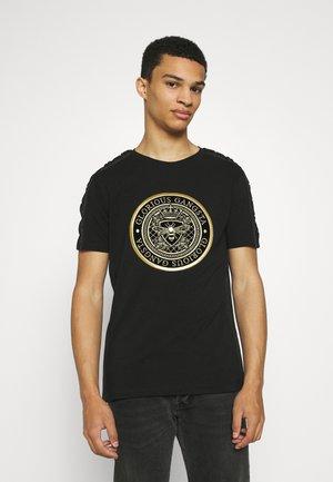 ALFARO TEE - T-shirt med print - black