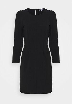 DRESS - Pouzdrové šaty - nero