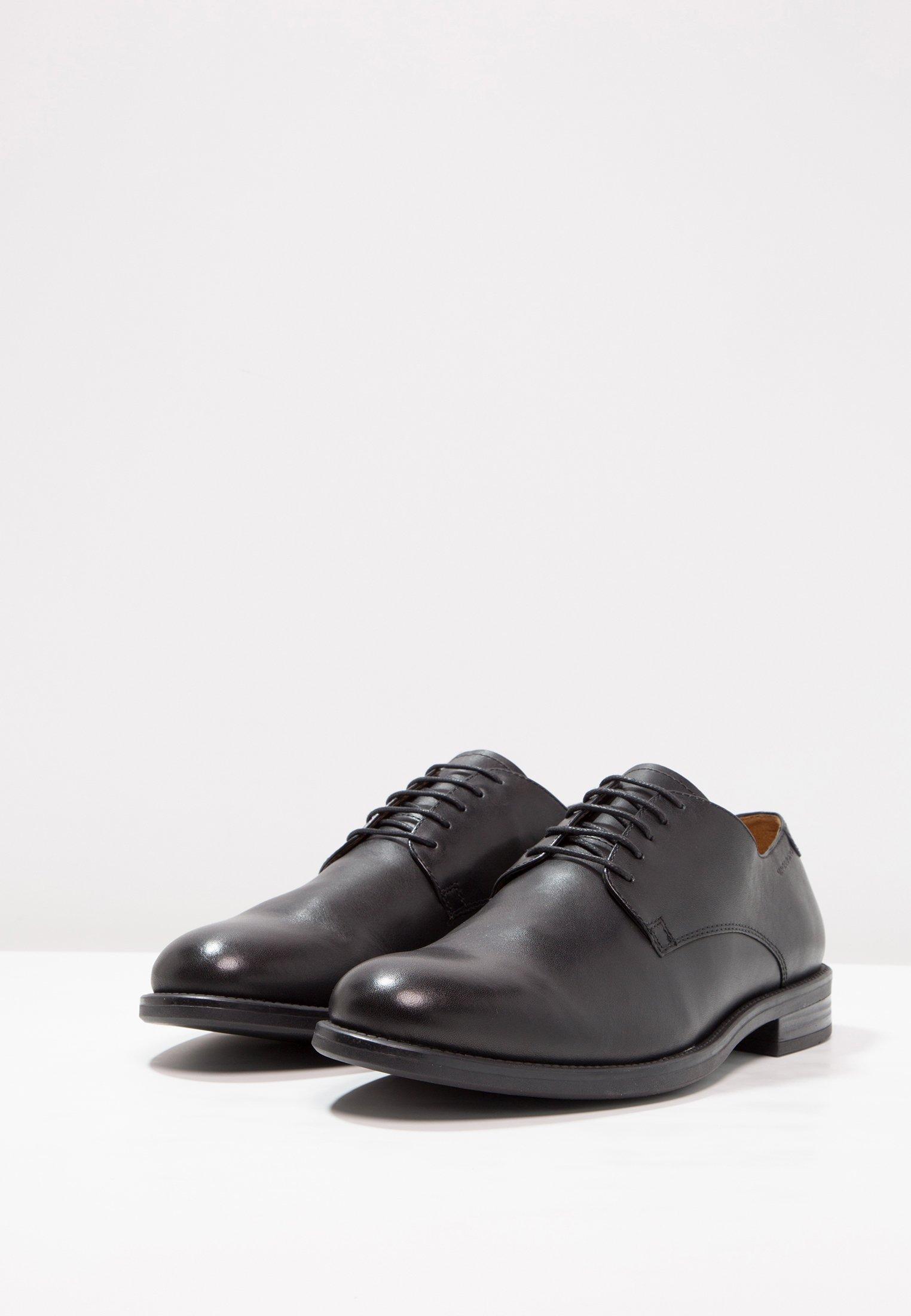 Low Cost Cheapest Vagabond SALVATORE - Smart lace-ups - black | men's shoes 2020 zCsZO