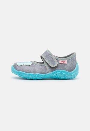 BONNY - Slippers - grau
