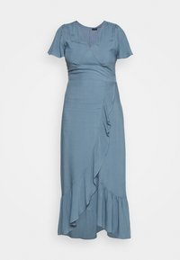 Trendyol - MAVI - Maxi dress - blue - 3