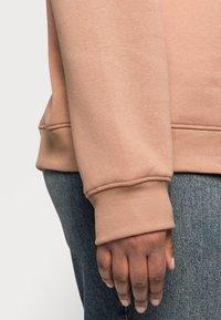 Missguided Plus - CREW NECK  - Sweatshirt - rose - 4