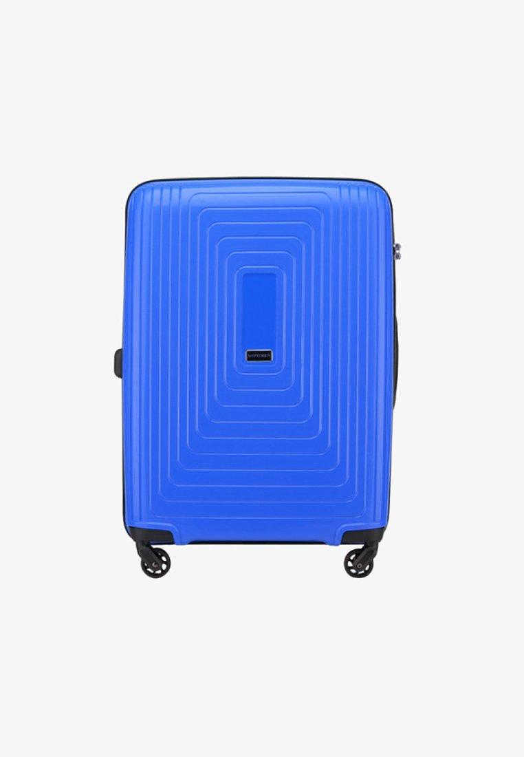 Wittchen - PULSE - Wheeled suitcase - blau
