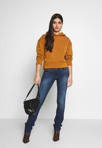 Pepe Jeans - HOLLY - Straight leg jeans - dark-blue denim - 1