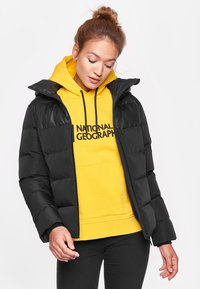National Geographic - Winter coat - black - 2