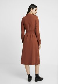 mint&berry - Jersey dress - rust - 3