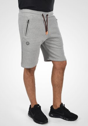 RAFIK - Shorts - grey melange
