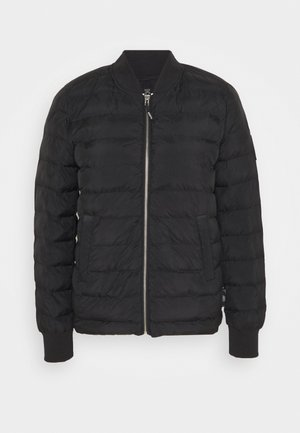 NURI - Bomber Jacket - black
