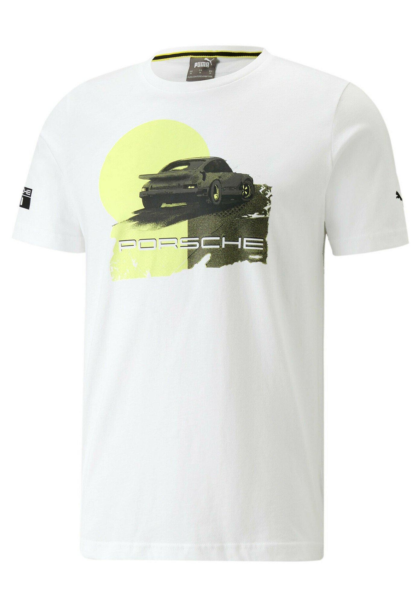Uomo Porsche Legacy Graphic - T-shirt con stampa