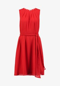 Esprit Collection - NEW FLUID - Cocktailkleid/festliches Kleid - orange red - 4