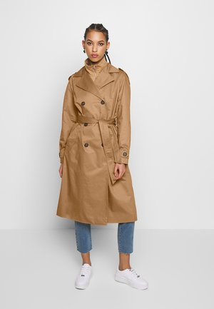 VMHAMBORG  - Trenchcoat - tobacco brown