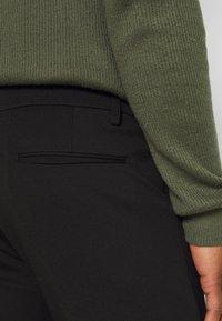 Redefined Rebel - PRINCE PANTS - Pantaloni - black - 5