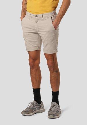 PIRRO - Shorts - coffee brown