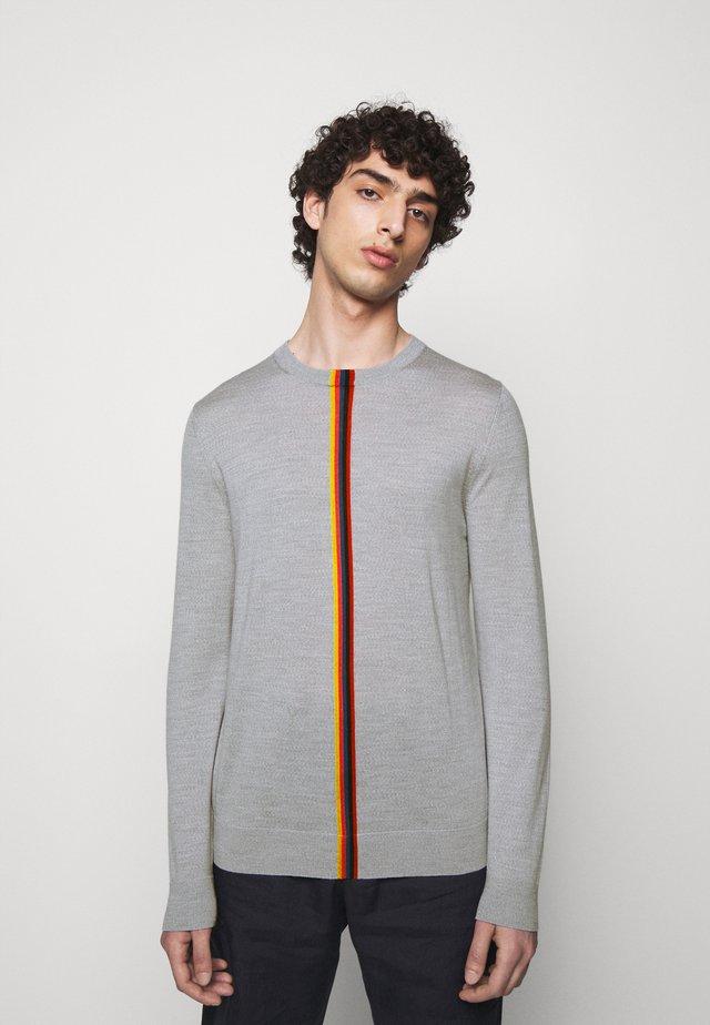 GENTS CREW NECK - Pullover - grey