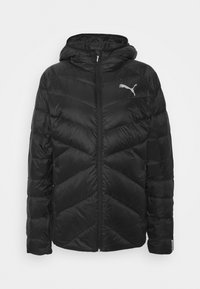 Puma - PWRWARM PACKLITE JACKET - Down jacket - black - 4