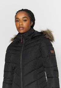 Icepeak - VELVA - Winter coat - black - 5